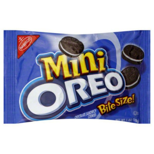 Nabisco Mini Oreo Single Pack
