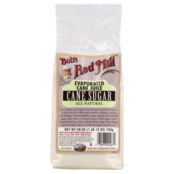 Bob's Red Mill Cane Sugar
