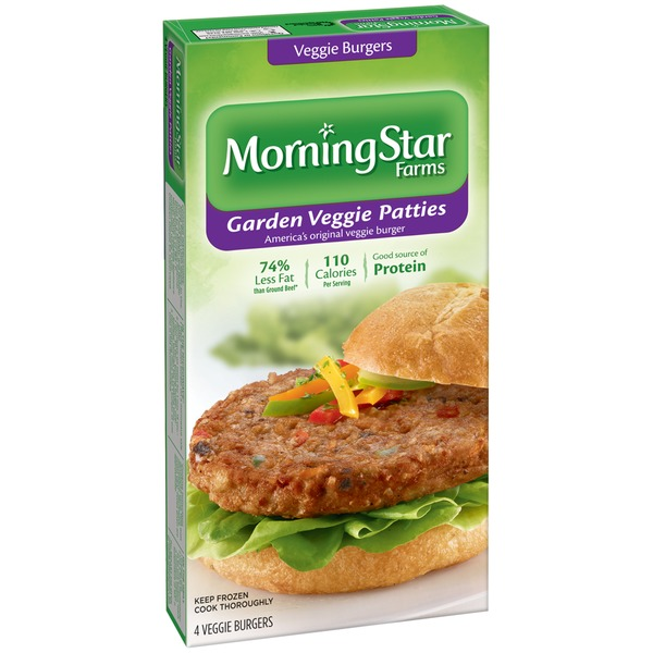 Morning Star Farms Garden Veggie Patties