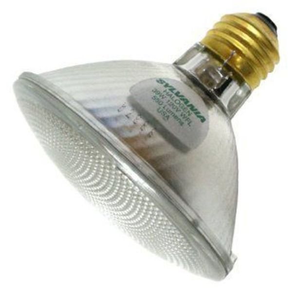 Sylvania 39 Watt Halogen Flood Light, Par30