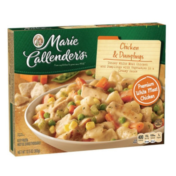 Marie Callender's Chicken & Dumplings