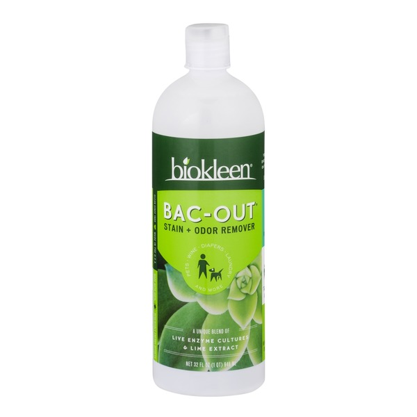 Biokleen Bac-Out Stain+Odor Remover