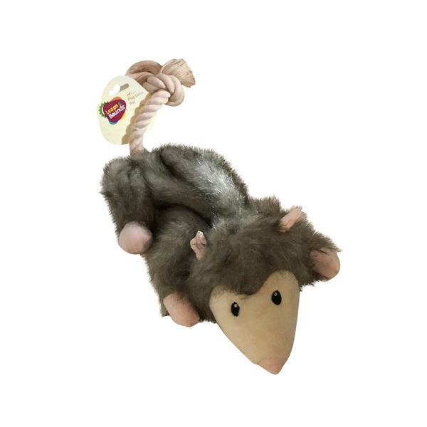 Leaps and Bounds Large Plush Opossum Rope