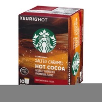 Starbucks Salted Caramel K-Cup Pods Hot Cocoa