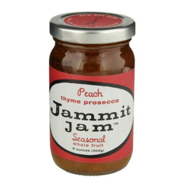 Jammit Jam Peach Thyme Prosecco