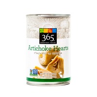 365 Artichoke Hearts Packed In Water