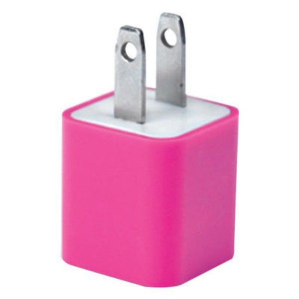 Cellular Innovations I Essentials Pink Usb Travel Charger