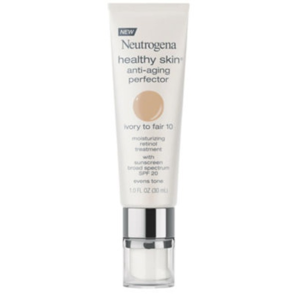 Neutrogena® Healthy Skin® Anti-Aging Perfector Ivory to Fair 10 Foundation