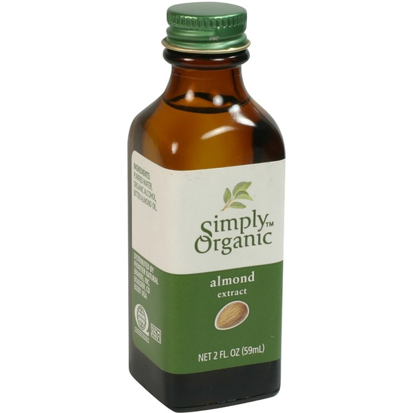 Simply Organic Certified Organic Almond Extract