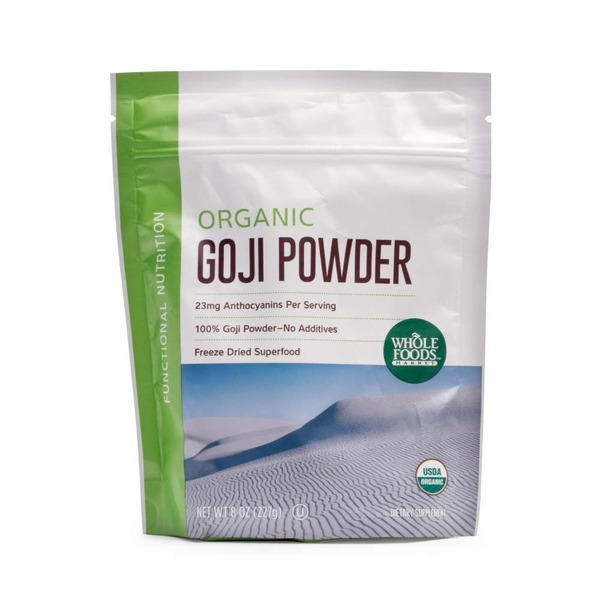 Whole Foods Market Organic Goji Powder