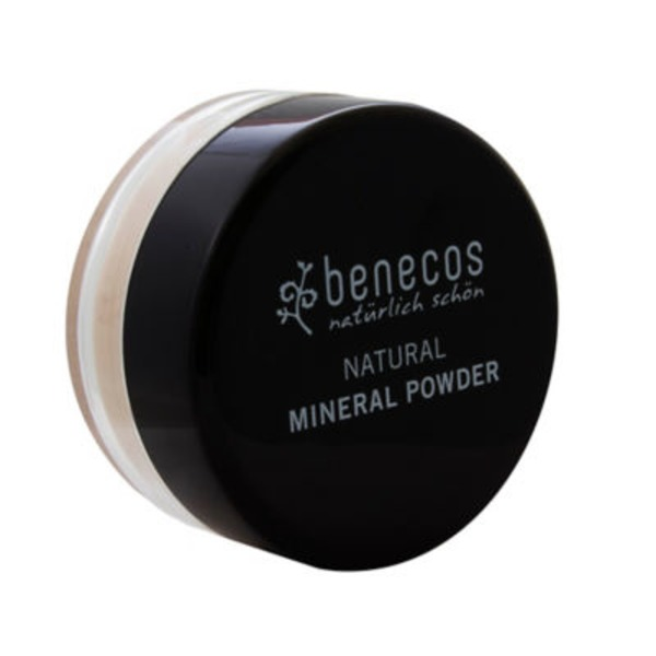 Benecos Powder Golden Hazelnut
