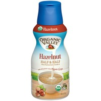 Organic Valley Hazelnut Half & Half