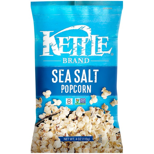 Kettle Brand® Sea Salt Popcorn