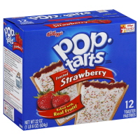 Pop-Tarts Toaster Pastries Frosted Strawberry - 12
