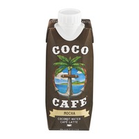 Coco Cafe Coconut Water Cafe Latte Mocha