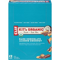 Kit's Organic Fruit & Nut Bar, Dark Chocolate Almond Coconut Fruit + Nut Bar