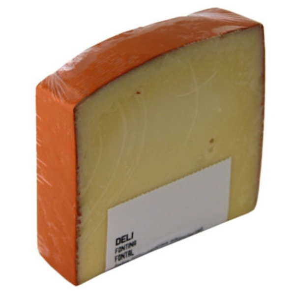 Sini Fulvi Fontina Fontal Cheese