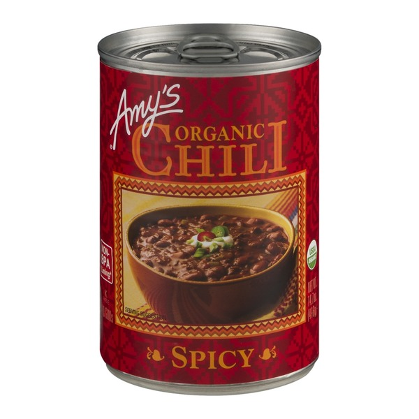 Amy's Kitchen Organic Spicy Chili