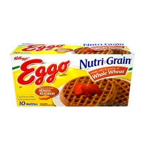 Kellogg's Eggo Nutri-Grain Whole Wheat Waffles