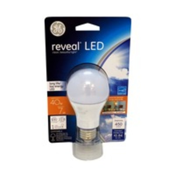 General Electric Reveal 40 Watt LED Light Bulb