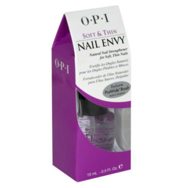 OPI Soft And Thin Nail Envy Natural Nail Strengthener