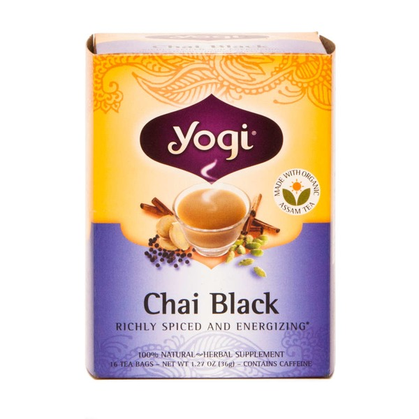 Yogi Chai Black Tea
