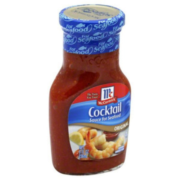 McCormick Original Cocktail Sauce for Seafood