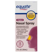 Equate Original Oxymetazoline Nasal Spray, 1 Oz