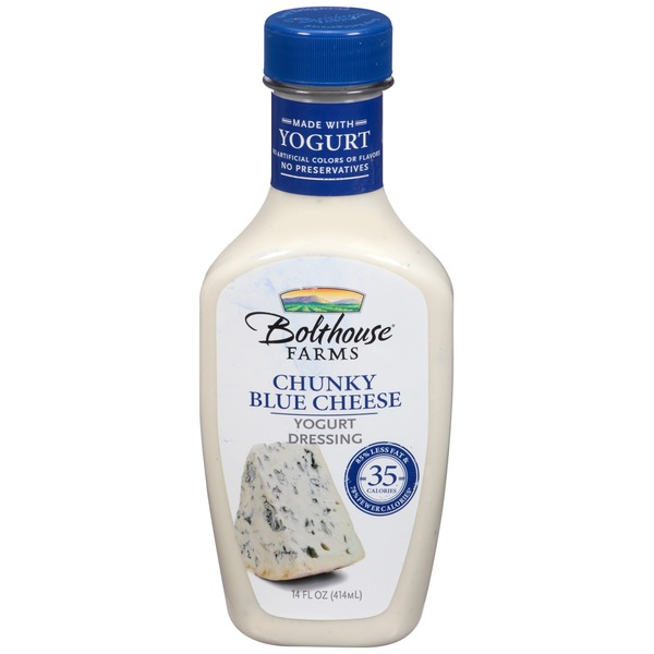 Bolthouse Farms Yogurt Chunky Blue Cheese Dressing