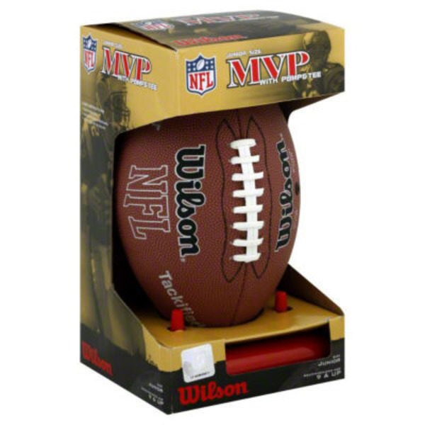 Wilson NFL MVP Junior Size Football