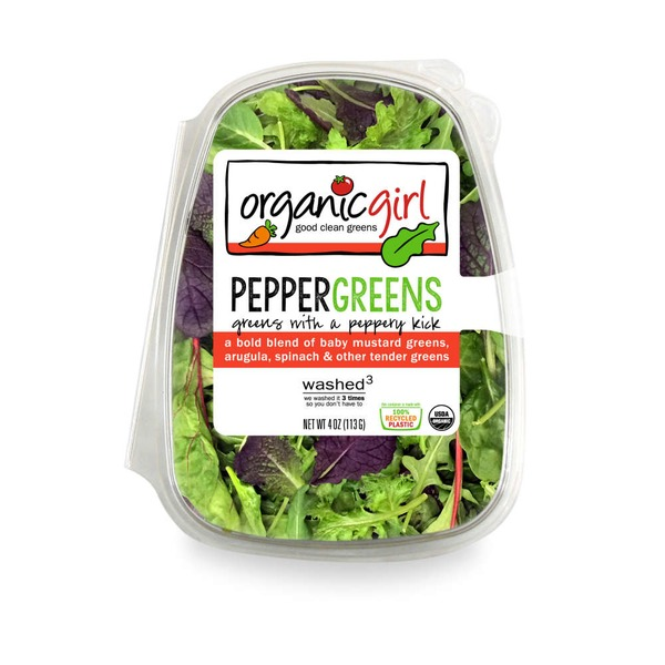 Organic Girl Organic Peppergreen Salad Mix
