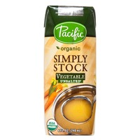 Pacific Organic Simply Vegetable Unsalted Stock