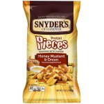Snyder's of Hanover Pretzel Pieces, Honey Mustard & Onion, 12 Oz