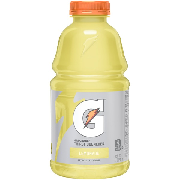 Gatorade Lemonade Thirst Quencher Sports Drink