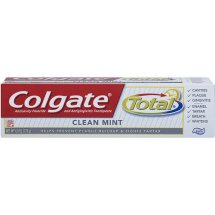 Colgate Total Clean Mint Toothpaste - 6 oz