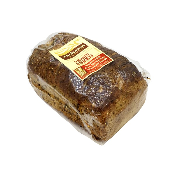Wholesome Harvest 9 Grain & Seed Bread