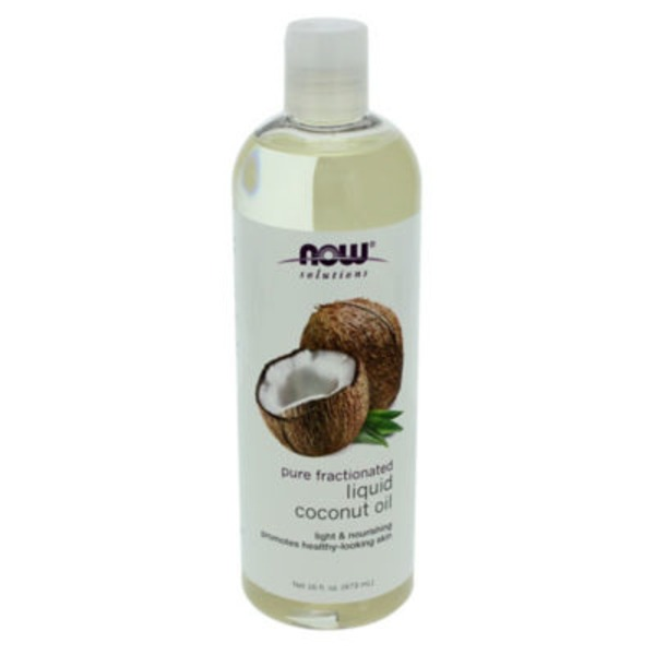 Now Solutions Liquid Coconut Oil