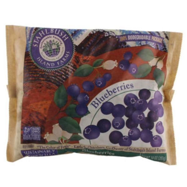 Stahlbush Island Farms Frozen Blueberries