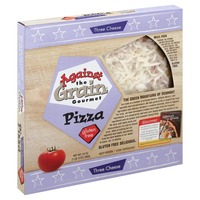 Against The Grain Gourmet Gourmet Pizza Three Cheese Gluten Free