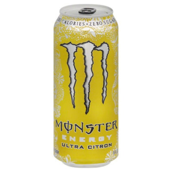 Monster Energy Drink, Ultra Citron