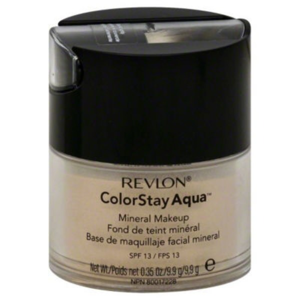 Revlon Color Stay Aqua Mineral Makeup - Medium 060