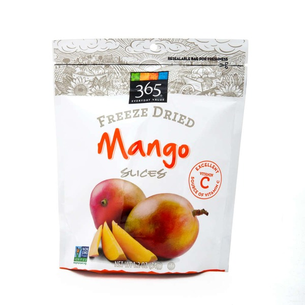 365 Freeze Dried Mango Slices