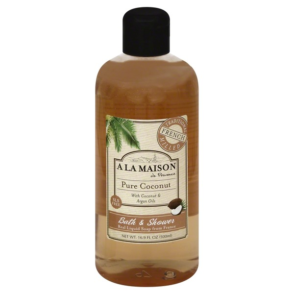 A La Maison Pure Coconut Liquid Soap