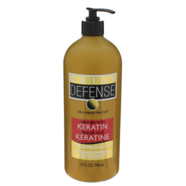 Daily Defense Keratin Conditioner