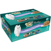 Purina Fancy Feast Medleys Shredded Fare Collection Cat Food 12-3 oz. Cans
