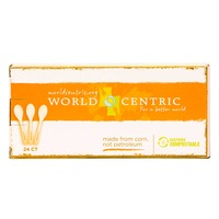 World Centric Plastic Spoons
