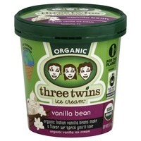 Three Twins Fair Trade Vanilla Bean