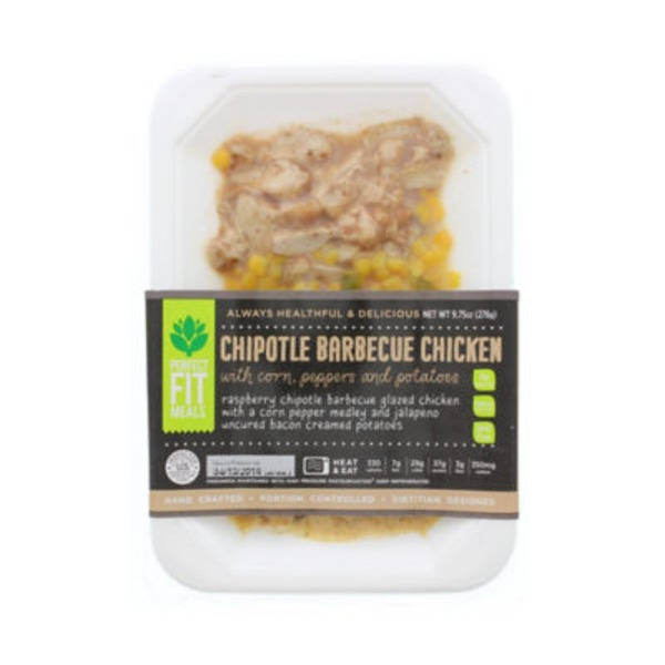 Perfect Fit Meals Barbecue Chicken