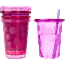 The First Years Take & Toss Straw Sippy Cup - 4 pack