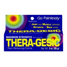 Thera-Gesic Pain Relieving Creme, 3.0 OZ
